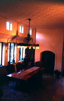 Interior photo of Kresge Home